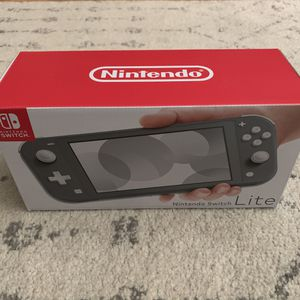 NEW SEALED NINTENDO SWITCH LITE for Sale in Sumner, WA