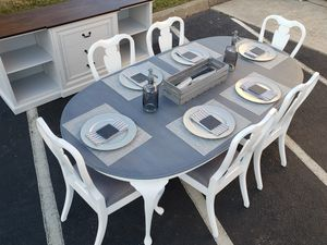 Dining table and chairs for Sale in Lorton, VA