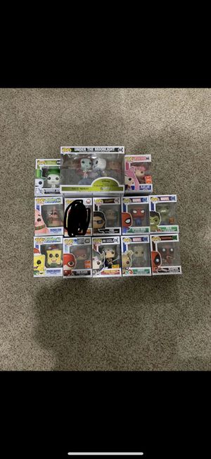FUNKO POP LOT for Sale in Gilbert, AZ