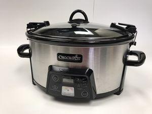 Crock Pot —6 Quart Programmable for Sale in Kissimmee, FL
