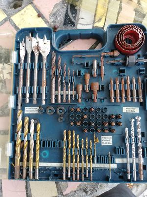 Used Drill Bits for Sale in Pompano Beach, FL