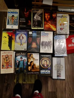 Over 200 vhs tapes for Sale in Montrose, PA