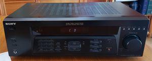 Sony STR-DE185 Stereo Receiver - 100 Watts Per Channel - Analog Gem! for Sale in Kent, WA