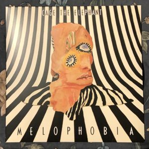 Melophobia By Cage The Elephant Vinyl Record for Sale in Evansville, IN