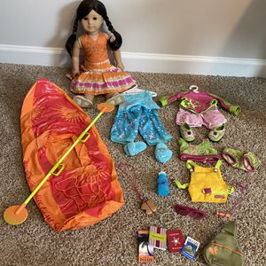 American Girl Doll Jess & Collection for Sale in West Columbia, SC