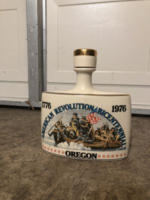 1976 American Revolution Bicentennial Bottle for Sale in Tigard, OR