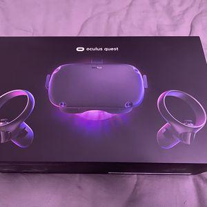 Oculus Quest 64 gbs for Sale in Evansville, IN