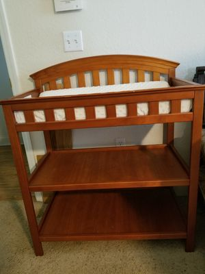 Diaper changing table for Sale in Lakeland, FL