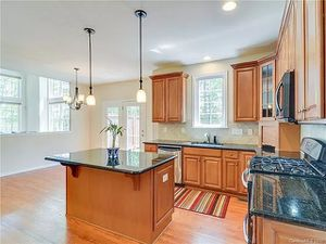 A set of 2 bronze kitchen island lights for Sale in Charlotte, NC
