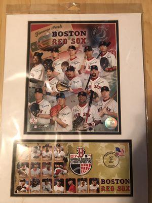 2007 World Series champions for Sale in North Smithfield, RI