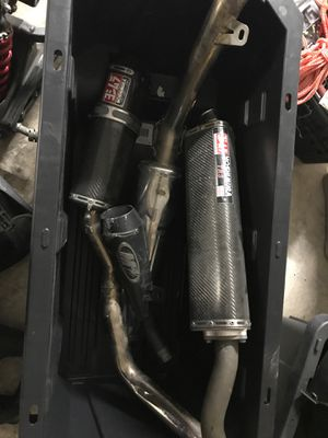 Kawasaki. F4i. Grom. Yamaha. Exhaust for Sale in Los Angeles, CA