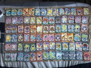 80 Mint Pokemon Topps Non-Holo Cards for Sale in Wethersfield, CT