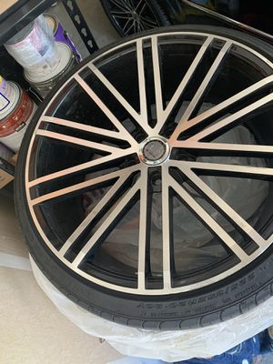 """20"""" rims for Sale in Tracy, CA"""