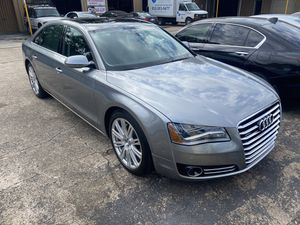 2013 Audi A8 3.0T for Sale in Houston, TX