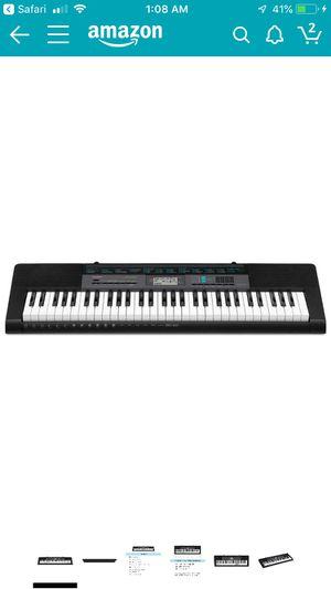 Casio Keyboard for Sale in Butler, IN