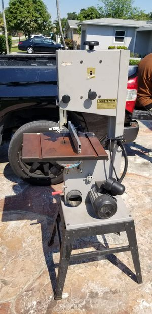 Band saw for Sale in Fort Lauderdale, FL