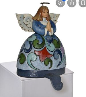 Jim Shore Angel Stocking Hanger for Sale in San Marcos, CA