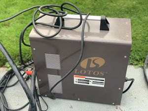 Lotos TIG200ACDC 200A AC/DC Tig Welder with DC Stick/Arc for Sale in Kirkland, WA