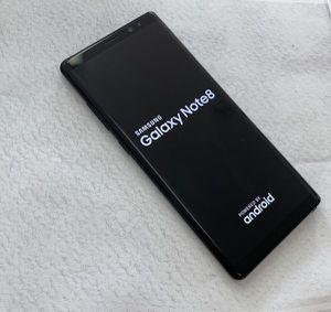 Samsung Galaxy Note 8 Unlocked for Sale in Renton, WA