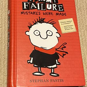 Timmy Failure Books 1&2, Hardcover. Book 2 Is Signed By The Author $15 for both! for Sale in Tampa, FL