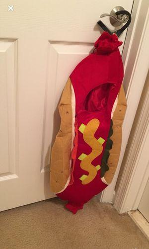 Cute Baby Hot Dog Costume for Sale in Alexandria, VA