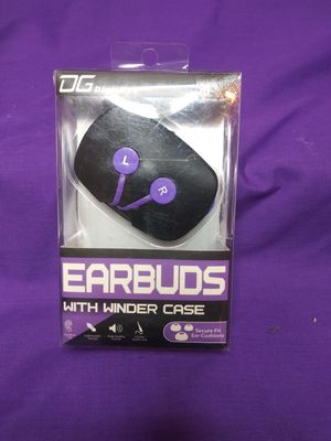 Purple Earbuds for Sale in Redford Charter Township, MI