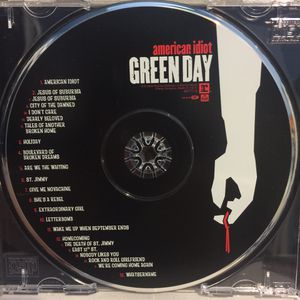 Green Day 'American Idiot' CD for Sale in Washington, DC