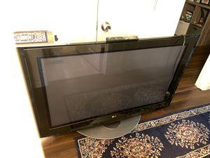 50in. LG plasma TV. for Sale in Redmond, OR
