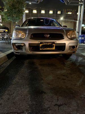 Subaru Impreza 2.5RS 2005 for Sale in Brooklyn, NY