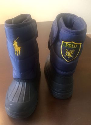 Kid's Snow Boots Size 11 for Sale in FL, US
