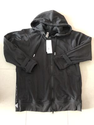 Stella McCartney x Adidas New With Tags Oversized Zip-up Hoodie Size Small for Sale in Miami, FL
