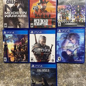 PS4 Games for Sale in Wayne, PA