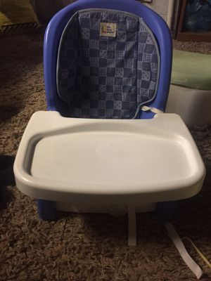 Booster seat / high chair for Sale in Lower Burrell, PA