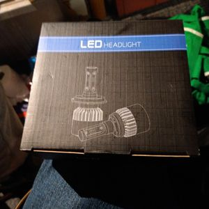 LED HEAD LIGHT CONVERSION KIT for Sale in Fremont, CA