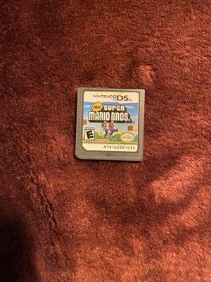 Nintendo DS New super Mario Bros for Sale in Takoma Park, MD