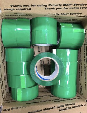 """15 rolls of 2"""" wide shipping tape. Great for small business or home. Brand new for Sale in Houston, TX"""