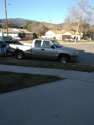 2003 Chevy silverado smog done and title ready for Sale in San Bernardino, CA