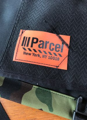 Parcel NY messenger bag, One of a kind for Sale in Scappoose, OR