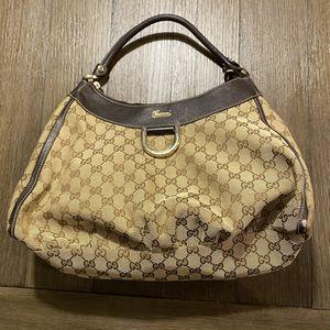 Gucci Bag Handbag D Ring Shoulder for Sale in Spring, TX