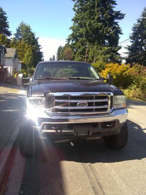 2002 f 350 diesel for Sale in Seattle, WA