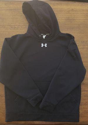 Men's black UnderArmour hoodie. S for Sale in Westlake, OH