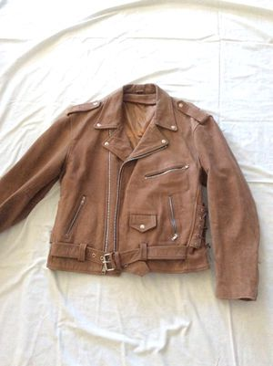 Motorcycle jacket, chaps and duster for Sale in Moreno Valley, CA