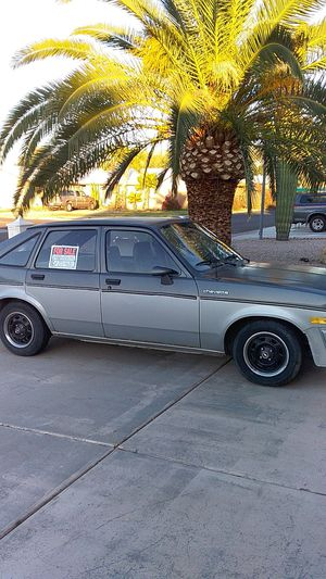 1986 Chevy Chevette for Sale in Apache Junction, AZ