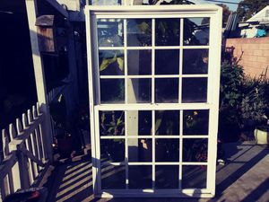 I have 2 vinyl windows 4X6 $110 for Sale in Norwalk, CA
