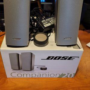 Bose Companion 20 for Sale in Rosemead, CA
