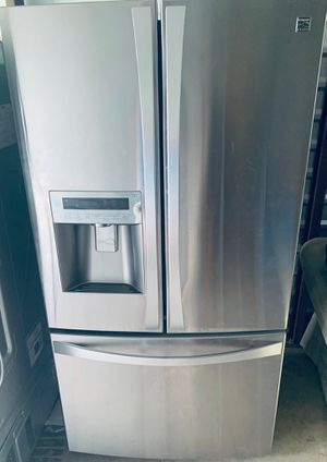 Kenmore Elite Counter Depth Refrigerator (Stainless Steel)-PRICE IS FIRM for Sale in Lilburn, GA