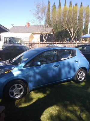 2012 Nissan Leaf SV for Sale in Modesto, CA