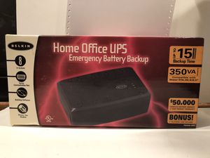 Home office battery back up for Sale in Addison, IL