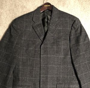 Polo Ralph Lauren Italian Suit Jacket Houndstooth for Sale in White Plains, NY