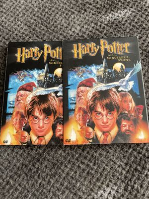 Harry Potter & Sorcerer's Stone DVD for Sale in Milpitas, CA